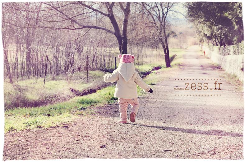 look bébé fille photographie
