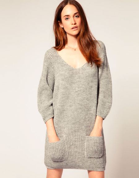 sélection shopping asos robe pull maille