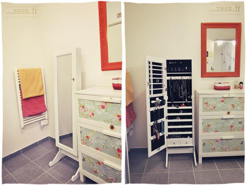 concours un miroir coffre bijoux gagner. Black Bedroom Furniture Sets. Home Design Ideas