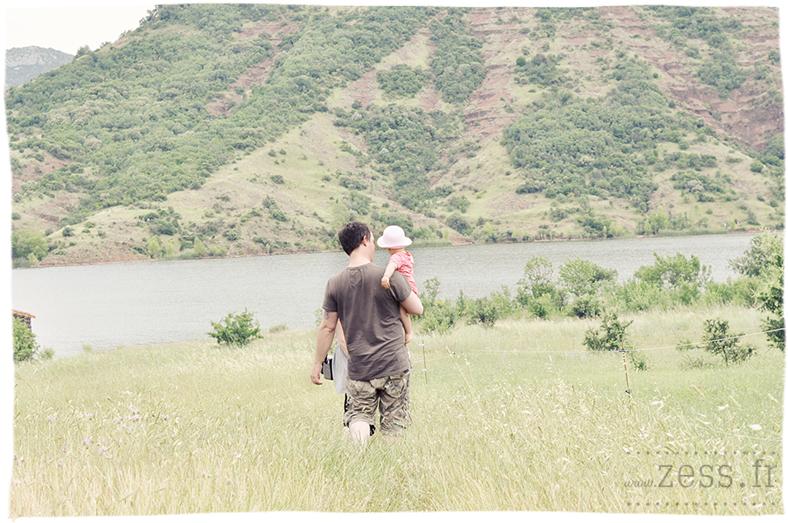 lac salagou macro