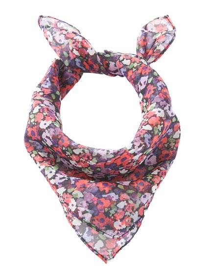 foulard liberty promod