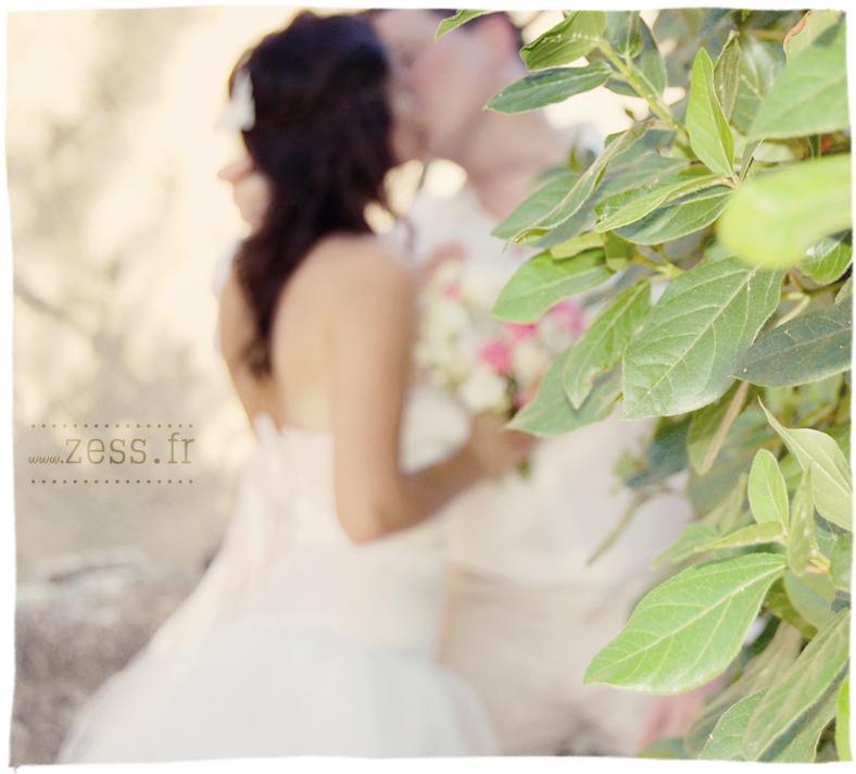 photographie mariage champêtre