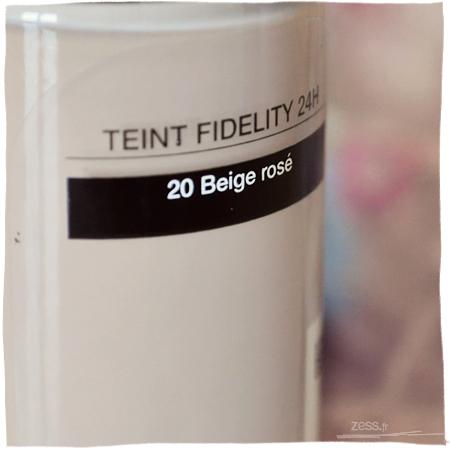 maquillage agnès b test cosmétique