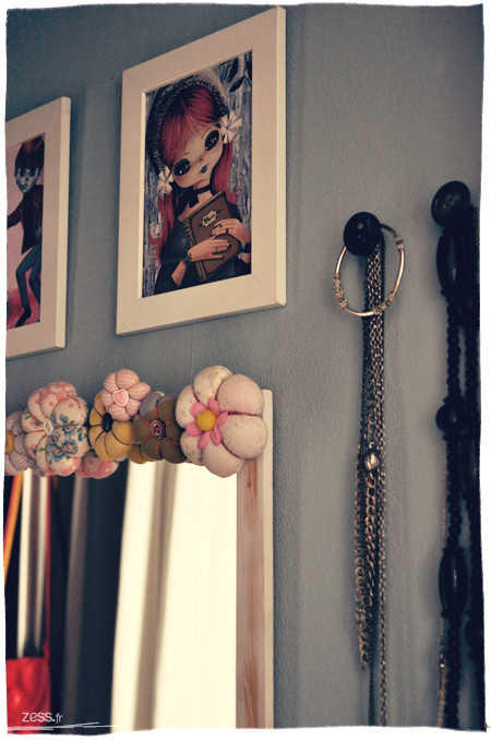 dressing penderie décoration