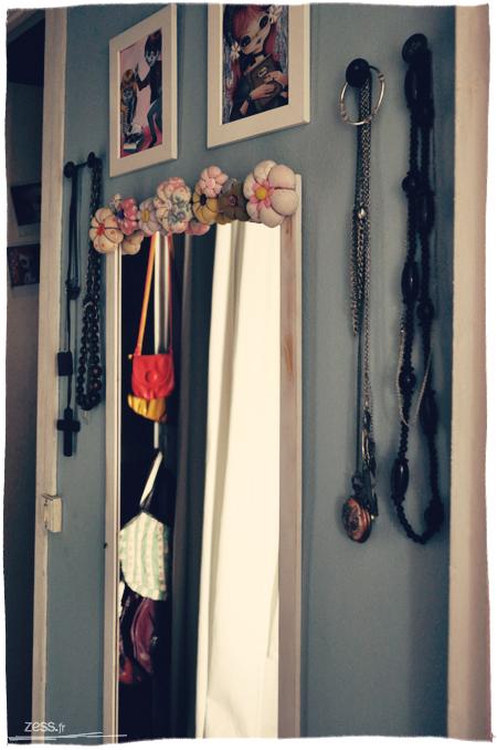 le couloir dressing penderie ect lifestyle mode d co maman diy. Black Bedroom Furniture Sets. Home Design Ideas