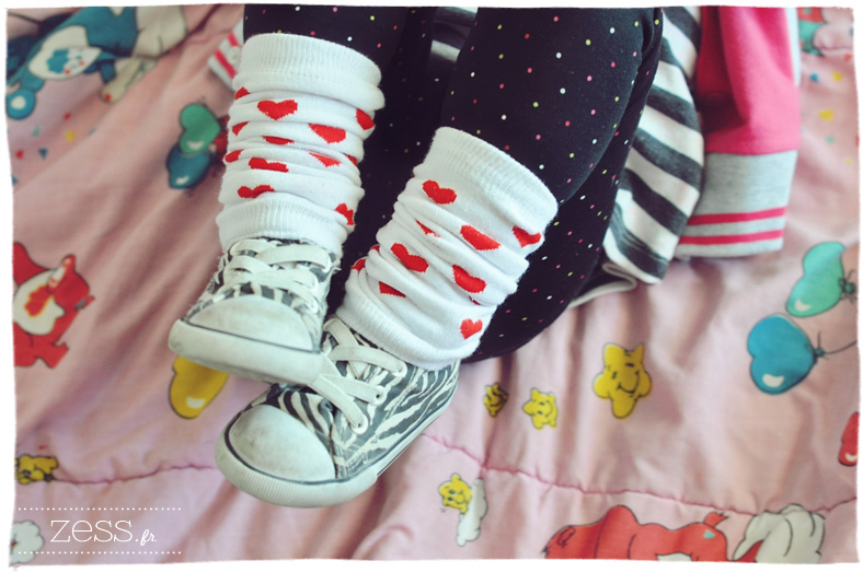 blogokids theme back to 80's look enfant