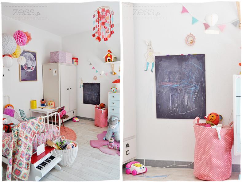 La chambre de lily rose partie 1 2 lifestyle for Deco chambre fille romantique