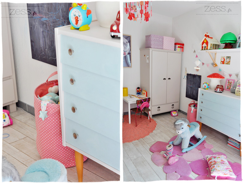 la chambre de lily rose partie 1 2 lifestyle mode d co maman diy. Black Bedroom Furniture Sets. Home Design Ideas