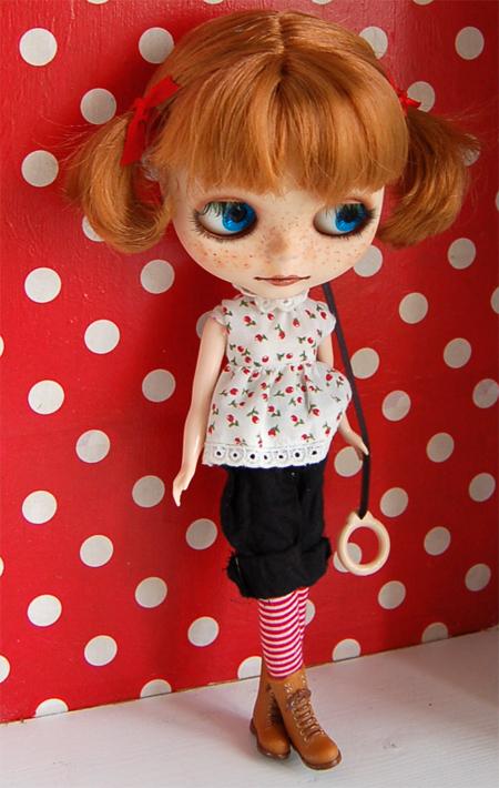 Prima Dolly Aubrey (PD2A) // RBL 4