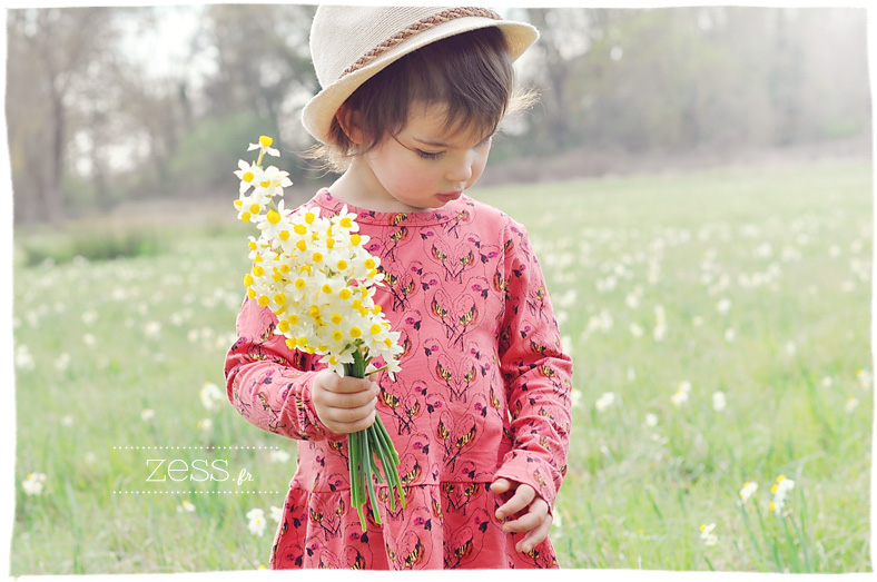 photographie narcisse enfant look