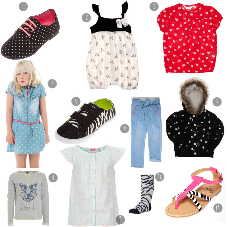 kiabi selection shopping enfant fille