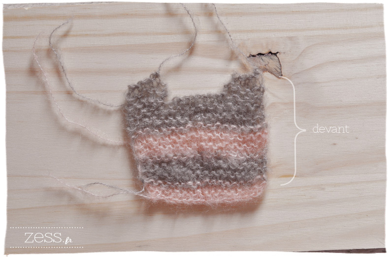 knit doll blythe jumper sweater top pattern tuto diy