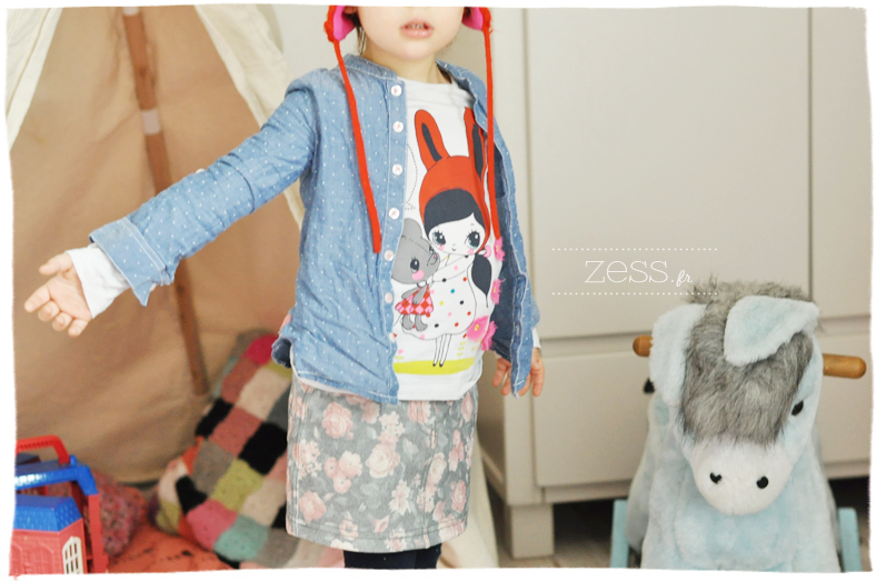 look enfant cute