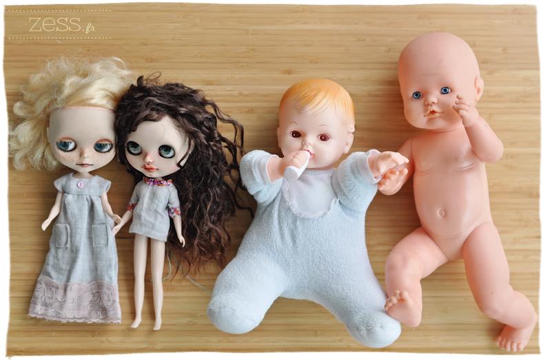 poupées blythe