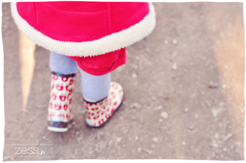 look enfant blogokids monochrome rouge
