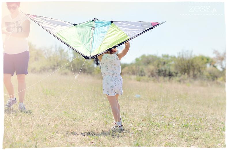 combinaison enfant montgolfière cerf volant look