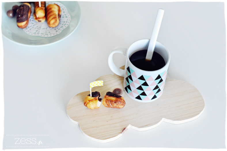 mug géométrique