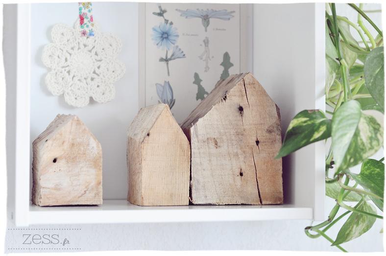 DIY maison bois palette