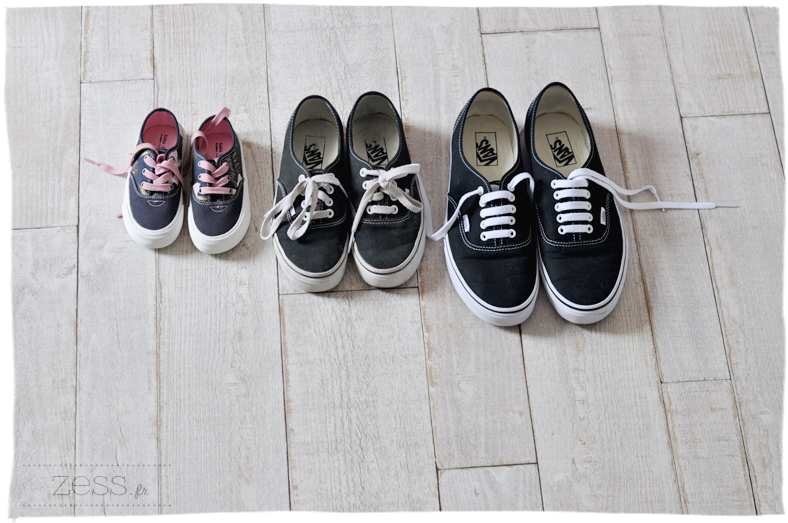 vans famille chaussures blog maman
