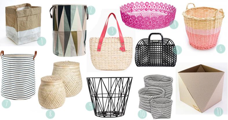 selecion shopping panier