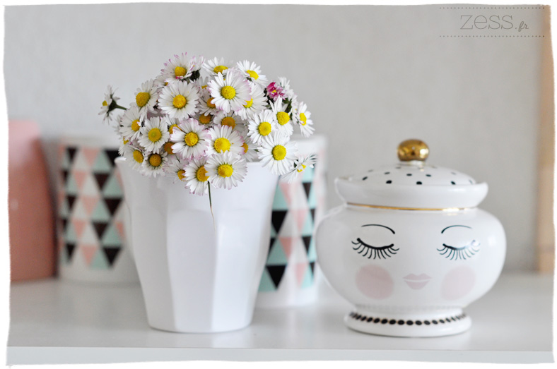fleur paquerette boutons d'or parc maman blog