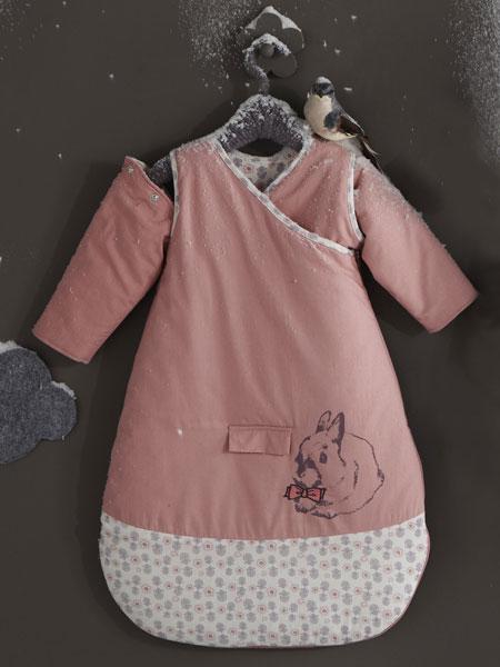 sélection shopping vertbaudet chambre bébé gigoteuse lapin rétro