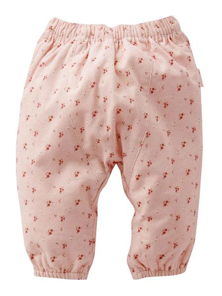 sélection shopping vertbaudet pantalon fleuri sarouel bébé