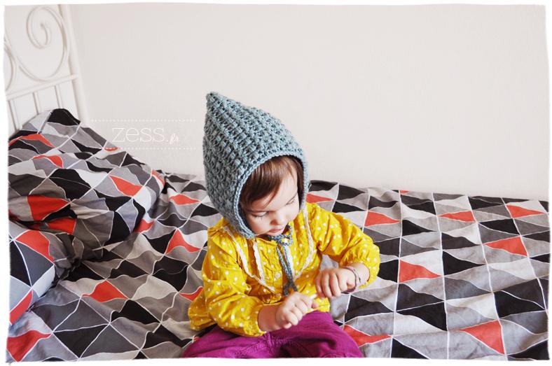 diy crochet bonnet potholder