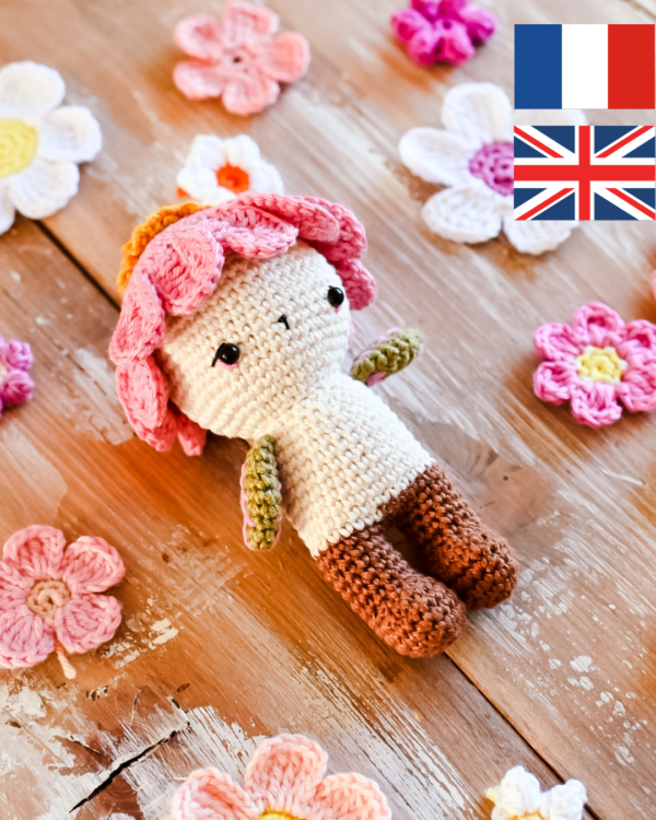 crochet pattern tuto klig zess