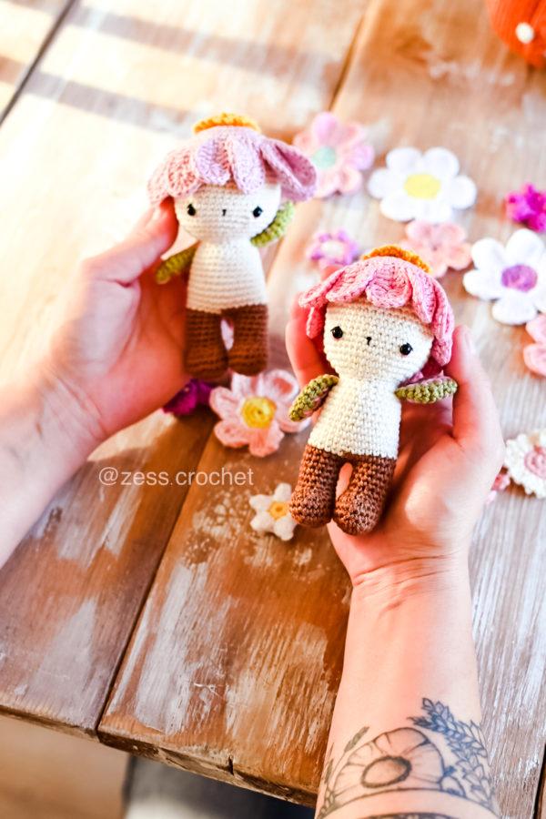 Klig Zess patron de crochet amigurumi
